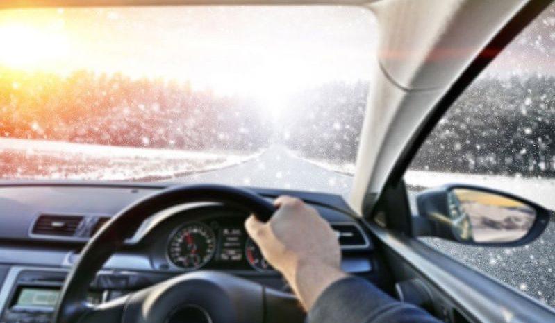 5 padomi drošai braukšanai ziemā